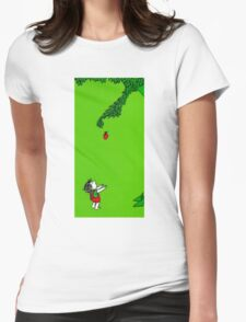 giving tree Womens Fitted T-Shirt