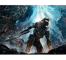 Halo Master Chief Guardians  Photographic Print
