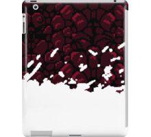 pixel splash  iPad Case/Skin