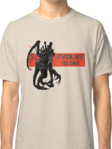 Evolve to day Classic T-Shirt