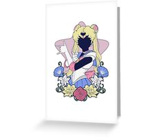 Sailor De La Lune Greeting Card