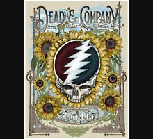 DEAD AND COMPANY SUMMER TOUR 2016 CHULA VISTA,CA-SLEEP TRAIN AMPHITHEATRE Unisex T-Shirt