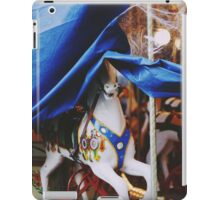 Winter Carousel iPad Case/Skin