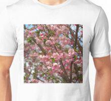 Cherry blossom spring Unisex T-Shirt