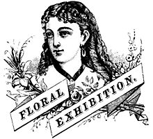 Floral Exhibition  Photographic Print