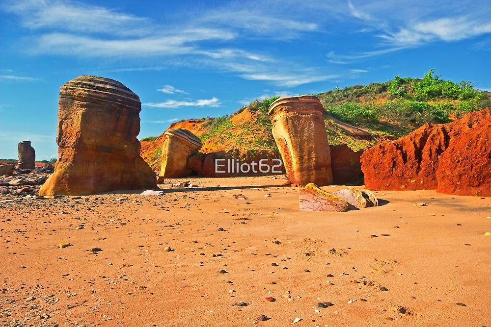 redell beach  by Elliot62