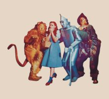 The Wizard of OZ (picture) by clara-linda