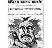 Gothim Advertising Agency  iPad Case/Skin