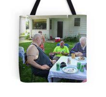pops 95th Tote Bag