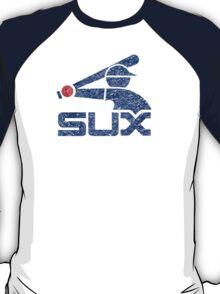Vintage White Sux T-Shirt