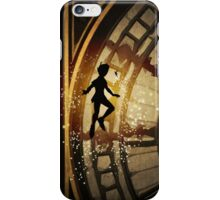 Peter Pan inspired design. iPhone Case/Skin