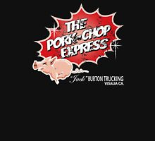 Pork Chop Express -  Distressed Unisex T-Shirt