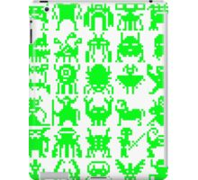 Warp Zone Creatures: Green iPad Case/Skin