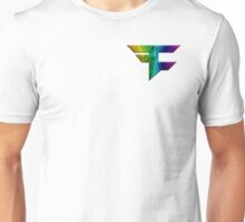 Marble Fade Collection; Faze Unisex T-Shirt