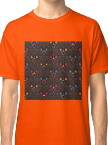 Mad Science Damask Classic T-Shirt