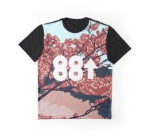 88 Rising - Cherry Blossom Graphic T-Shirt