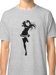 Love Live! Sunshine!! -  Tsushima Yoshiko Minimalist (Black Edition) Classic T-Shirt