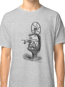 Griffith's Patent Band Saw c1890 Classic T-Shirt
