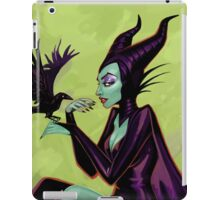 Maleficent Pinup iPad Case/Skin