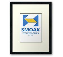 Arrow Felicity Smoak Technologies  Framed Print