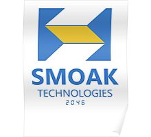 Arrow Felicity Smoak Technologies  Poster