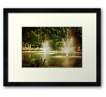 The Glory of Summer Framed Print