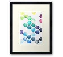 Hive Framed Print