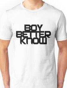 BBK Boy Better Know Unisex T-Shirt