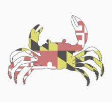 Maryland Crab - Faded by canossagraphics