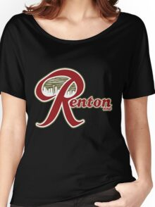 Renton USA Women's Relaxed Fit T-Shirt