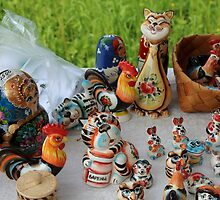 Russian Souvenirs by karina5