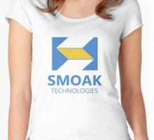 Felicity Smoak Technologies Legends of tomorrow Women's Fitted Scoop T-Shirt