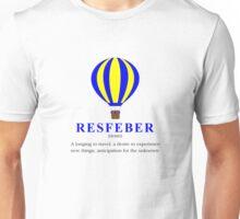 Resfeber Unisex T-Shirt