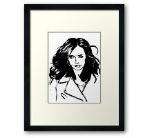 Marvel Jessica Jones Framed Print