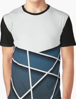 Abstract Design Graphic T-Shirt
