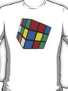 Rubik's, Used T-Shirt