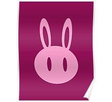 Usagi's Bunny Poster