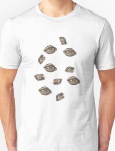 Eyes eyes eyes Unisex T-Shirt