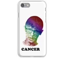FRICK CANCER with idubbbz iPhone Case/Skin