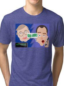Geeode! Tri-blend T-Shirt