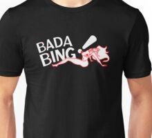 Bada Bing - Blurry Neon Variant 2 Unisex T-Shirt