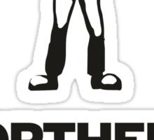 NORTHERN MAN Sticker