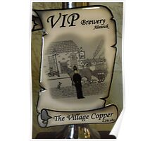 The Village Copper Poster