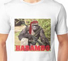 Harambe Rambo Unisex T-Shirt