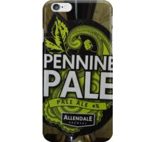 Pennine Pale - A Drink For Walkers iPhone Case/Skin