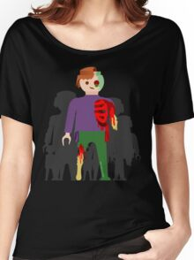 Zombies at Play Women's Relaxed Fit T-Shirt