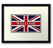 Union Jack 578 Framed Print