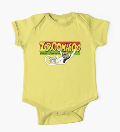 Zoboomafoo One Piece - Short Sleeve