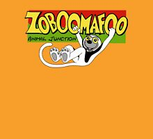 Zoboomafoo Womens Fitted T-Shirt