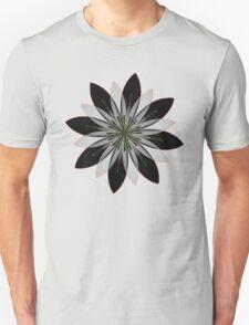 Rosette Mandala Unisex T-Shirt